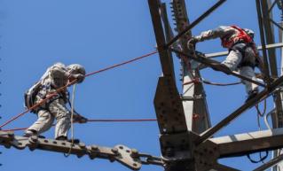 防坠安全qi在te高压dian网维修工作中的应用